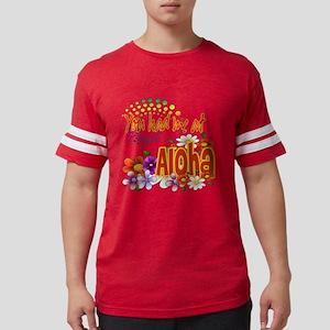 Had Me At Aloha copy Mens Football Shirt