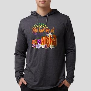 Had Me At Aloha copy Mens Hooded Shirt