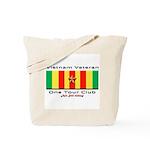 The One Tour Club Tote Bag
