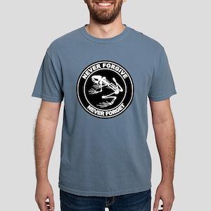 Desert Frog - Never Forg Mens Comfort Colors Shirt