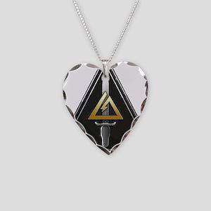 1st SFOD-D Necklace Heart Charm