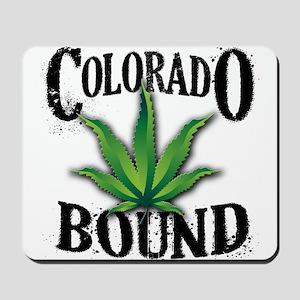 Colorado Bound Mousepad