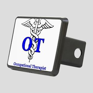 OT1 Rectangular Hitch Cover