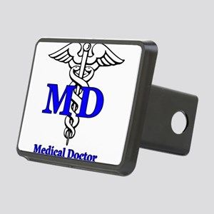 MD4 Rectangular Hitch Cover