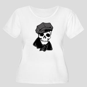 wild one Women's Plus Size Scoop Neck T-Shirt