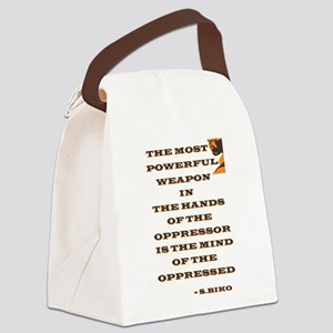 Civil Rights Canvas Lunch Bag