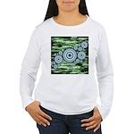 Space Women's Long Sleeve T-Shirt