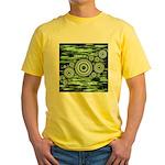 Space Yellow T-Shirt