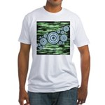 Space Fitted T-Shirt