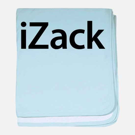 iZack baby blanket