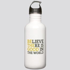 Believe There is Good Stainless Water Bottle 1.0L
