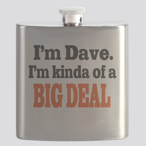 Big Deal (Orange) Flask