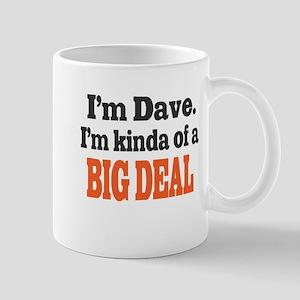 Big Deal (Orange) Mug