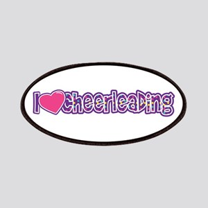 I love Cheer Patches