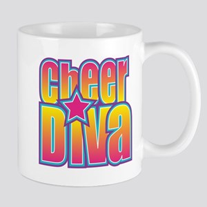 Cheerleading Diva Mug