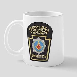 PA Degree Team Mug