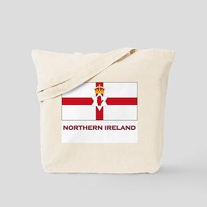 Northern Ireland Flag Gear Tote Bag