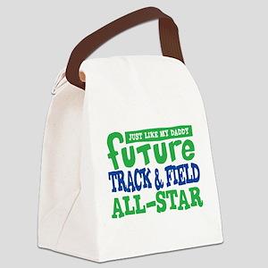 Future Track All Star Boy Canvas Lunch Bag