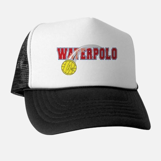 Waterpolo Ball Trucker Hat