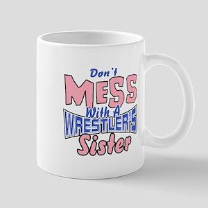 Wrestler's Sister Mug