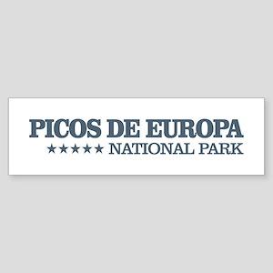 Picos de Europa NP Bumper Sticker