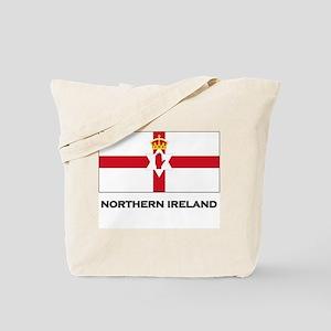 Northern Ireland Flag Merchandise Tote Bag