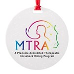 MTRA Round Ornament