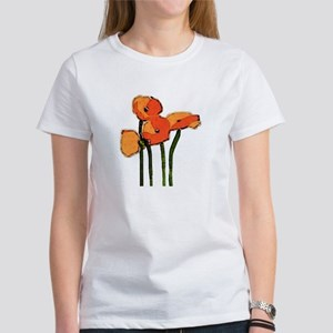 poppies 1 Women's T-Shirt