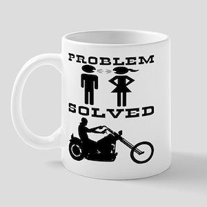 Biker Gone Riding #2 Mug