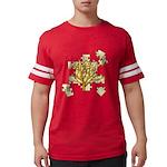 treepuzzle_4x4.png Mens Football Shirt