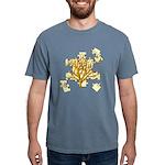 treepuzzle_4x4.png Mens Comfort Colors Shirt