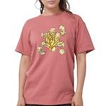 treepuzzle_4x4.png Womens Comfort Colors Shirt