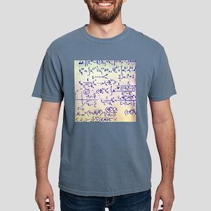 Particle physics equatio Mens Comfort Colors Shirt