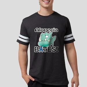 Alopecia BITES Mens Football Shirt