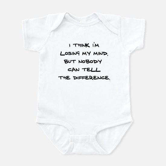 Losing my mind! Infant Bodysuit