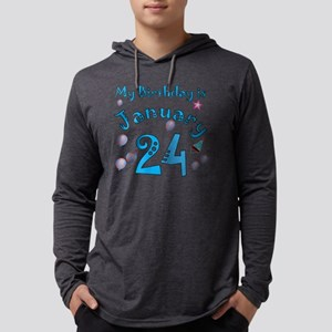 jan 24 copy Mens Hooded Shirt