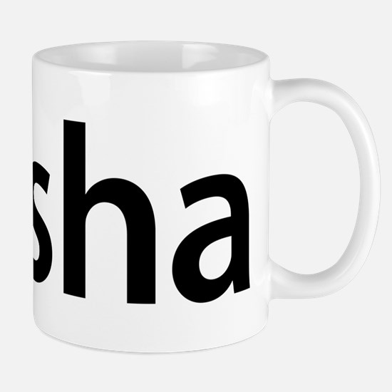 iSasha Mug