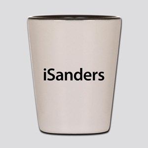 iSanders Shot Glass