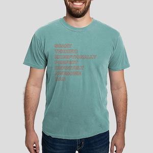 poem for step dad Mens Comfort Colors Shirt