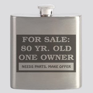 For Sale 80 Flask