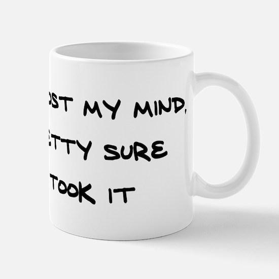 Kids took it! Mug
