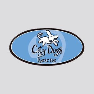 City Dogs Rescue Patches