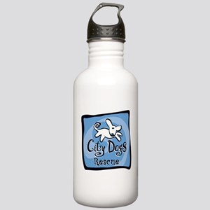City Dogs Rescue Stainless Water Bottle 1.0L