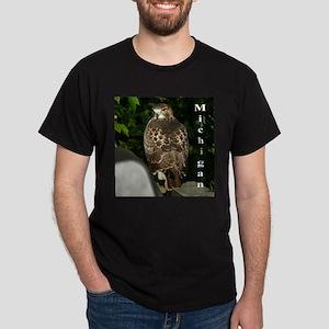 Red-tailed Hawk Dark T-Shirt
