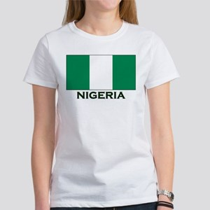Nigeria Flag Gear Women's T-Shirt