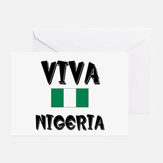 Viva Nigeria Greeting Cards (Pk of 10)