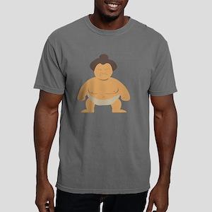 Sumo Wrestler Mens Comfort Colors Shirt