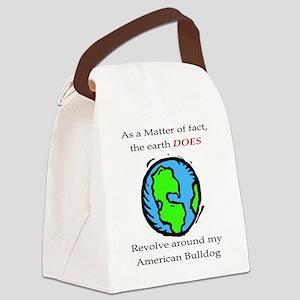 whiteearthab Canvas Lunch Bag