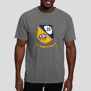 blueaglogo Mens Comfort Colors Shirt