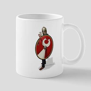 Late Roman Soldier Mug